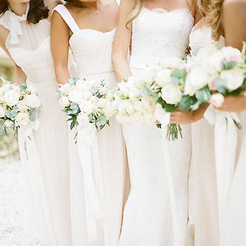 Подружкам невесты